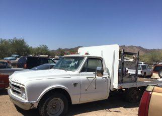 1968 C/K Series Chevrolet Flatbed Truck